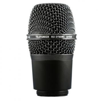 Custom Telefunken M81-WH Elektroaukustik Wireless Vocal Microphone Capsule Head Chrome