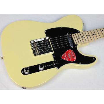 Custom Fender American Special Telecaster w/Gig Bag Vintage Blonde Maple FB, Tele #35306