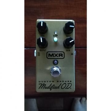 Custom MXR M-77 Custom Badass Modified Overdrive