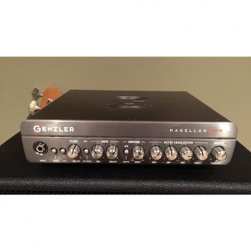 Custom Genzler Amplification Magellan MG800 800W Bass Head