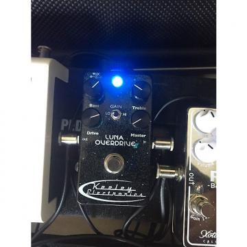Custom Keeley Luna Overdrive II