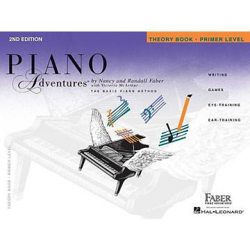 Custom Piano Adventures Primer Level - Theory