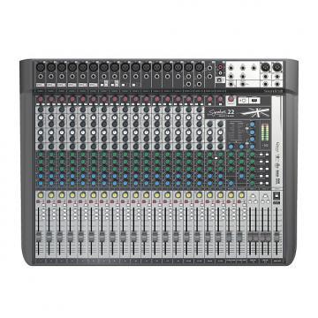 Custom Soundcraft Signature 22 MTK