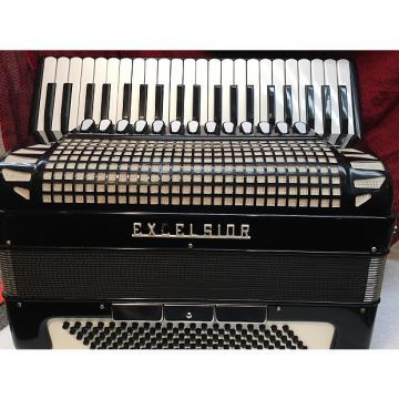 Custom Excelsior Model 900 41 treble key/ 120 bass