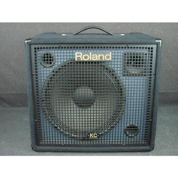 """Custom Roland KC-550 Four-Channel 180 Watt 15"""" Keyboard/PA Amplifier"""