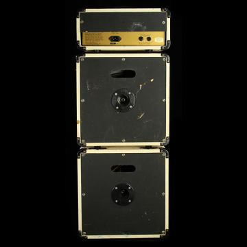 Custom Used Marshall Lead 12 Head & Cabinet Mini Stack