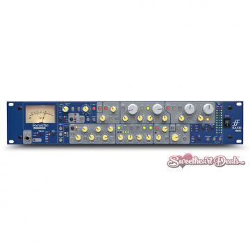 Custom Focusrite ISA-430 MKII - Producer Pack Signal Processor - Channel Strip Mic Pre