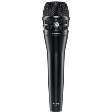 Custom Shure - KSM8/B Dualdyne Vocal Microphone