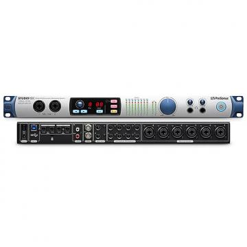 Custom Presonus - Studio 192 26x32 USB 3.0 Audio Interface and Studio Command Center
