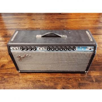 Custom Fender Dual Showman Reverb (Twin Reverb head) - 100W