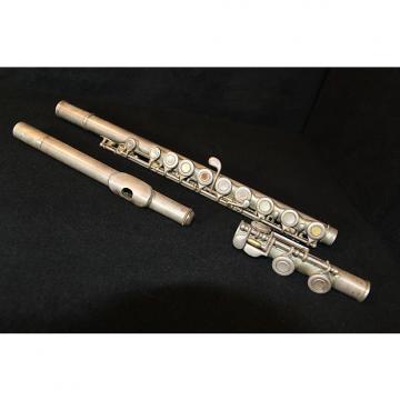 Custom Artley 8-0 Flute Solid Silver USA