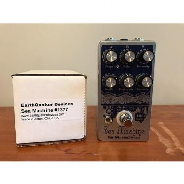 Custom Earthquaker Devices Sea Machine V2