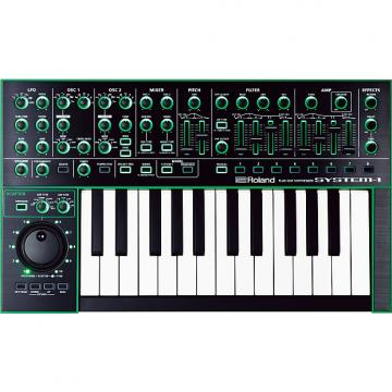 Custom Roland AIRA SYSTEM-1 plug-out synthesizer (Factory Refurb/Full Warranty)