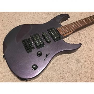 Custom Yamaha RGX 121S Purple Electric Guitar