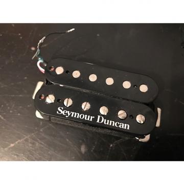 Custom Seymour Duncan SH4 Black