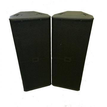 Custom JBL SRX 722 Speaker Pair with Covers
