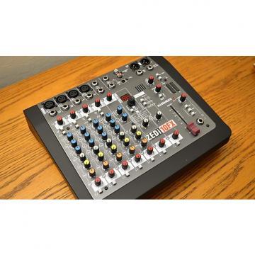 Custom Allen Heath ZEDi-10FX Compact 10-Input Hybrid Mixer/USB Interface w/ Effects 2016 Red
