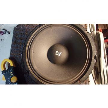 "Custom EV Electro Voice EVM-12 12"" Woofer 8-OHM 'Rubbing' Needs Reconed"