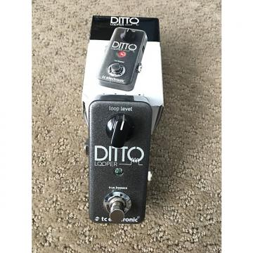 Custom TC Electronic Ditto Looper 2016