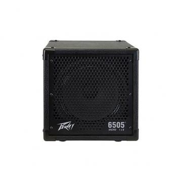 Custom Peavey 6505 Micro 1x8 Cabinet Black