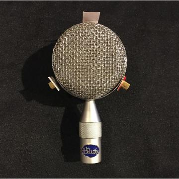 Custom Blue B6 Bottle Cap Mic Capsule