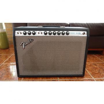 Custom Fender Deluxe Reverb silverface original 1974
