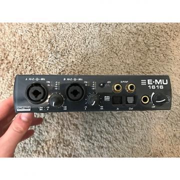 Custom E-MU Systems 1616M  Blue