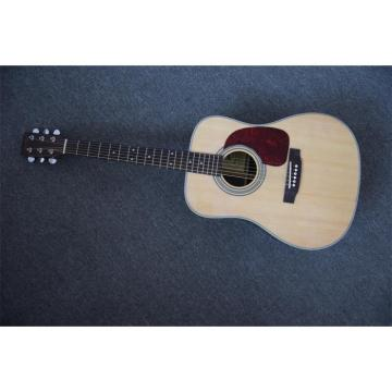 Custom Shop Martin D28 Natural Acoustic Guitar