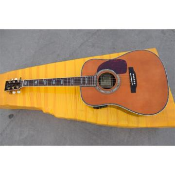 Custom Shop Martin D45 Electric Acoustic Guitar Fishman EQ