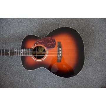 Custom Shop Martin D28 Tobacco Burst Dreadnought Acoustic Guitar Sitka Solid Spruce Top With Ox Bone Nut & Saddler