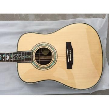 Custom Shop 1833 Martin D45 Natural Acoustic Guitar Sitka Solid Spruce Top With Ox Bone Nut & Saddler