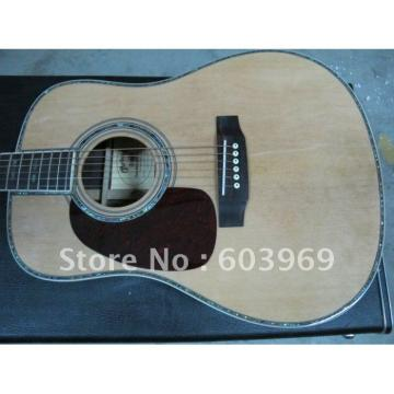 41 Inch CMF Martin Left Handed Acoustic Guitar Sitka Solid Spruce Top With Ox Bone Nut & Saddler