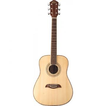 Oscar Schmidt Model OG1 Smaller 3/4 Size 6 String Acoustic Guitar