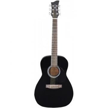 Jay Turser JJ-43 Series 3/4 Size Acoustic Guitar Black