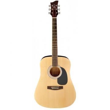 Jay Turser JJ-45 EQ Series Acoustic Guitar Natural