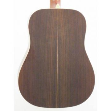 James Neligan Model NA72-12 Solid Top Acoustic Guitar