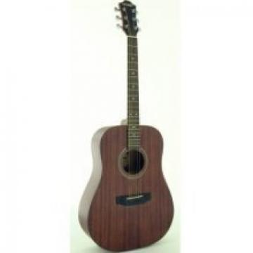 Hohner Model HW300 Natural Bodied Dreadnought Acoustic Guitar