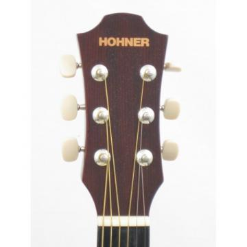 Hohner Model HW200 Concert Size Acoustic Guitar