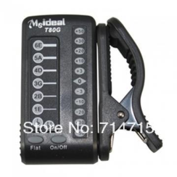 Digital Electronic Acoustic String Guitar Tuner LED