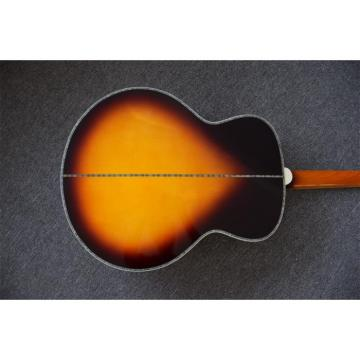 Custom Shop SJ200 Sunburst Acoustic Guitar Japan Parts