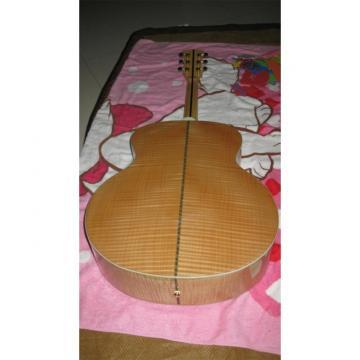 Custom Shop SJ200 Elvis Presley Flame Maple Back Acoustic Guitar