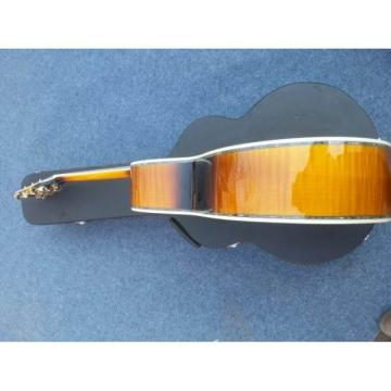 Custom Shop Pro SJ200 Sunburst Acoustic Guitar