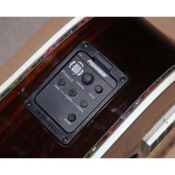 Custom Shop John Lennon 160E Acoustic 6 String Guitar Sunset