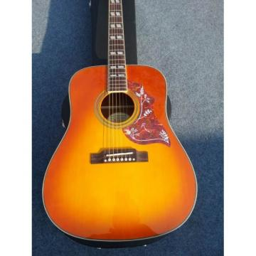 Custom Shop Hummingbird Dove True Vintage VOS Acoustic Guitar