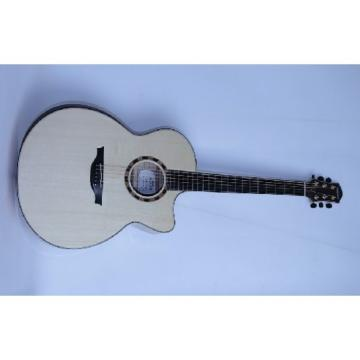 Custom Shop Fan Fretted Acoustic Guitar AF600
