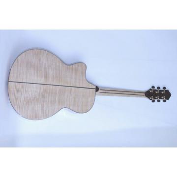 Custom Shop Fan Fretted Acoustic Guitar AF600
