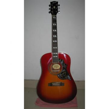 Custom Shop Dove Hummingbird Sunburst Acoustic Guitar