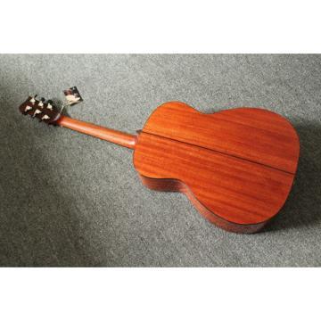 Custom Shop Fan Fretted Acoustic Guitar AG600