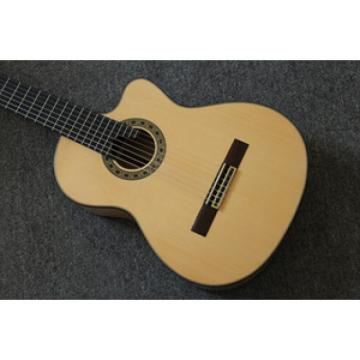 Custom Shop Fan Fretted Acoustic Guitar AG400