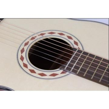 Custom Shop Fan Fretted Acoustic Guitar AG200